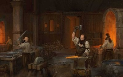 The Dark Side of the Dwarves