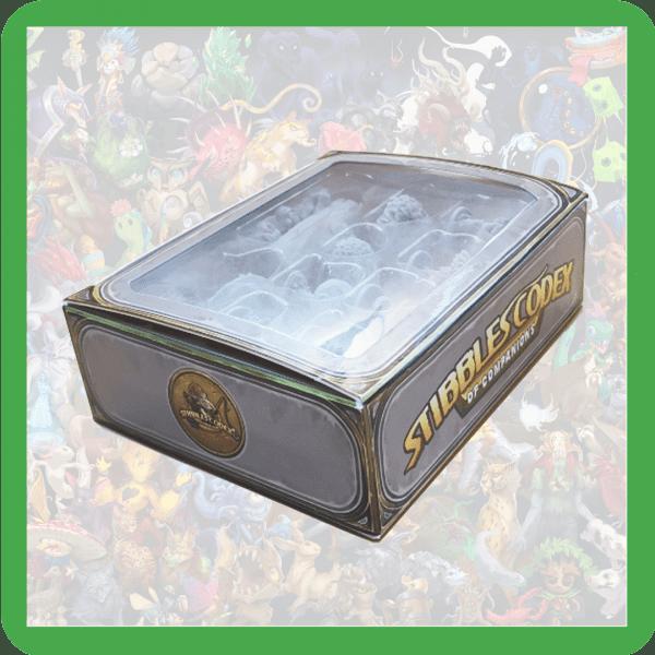 Stibbles' Codex: Miniatures [Boxed]