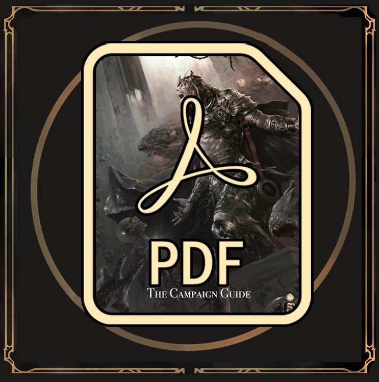 Grim Hollow: The Campaign Guide [PDF]