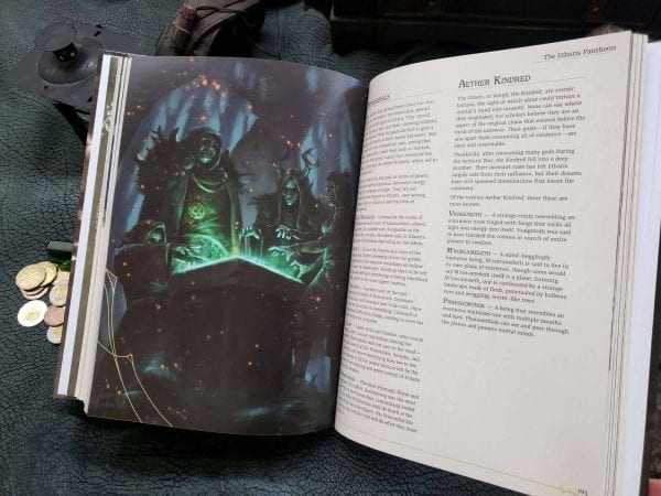 Grim Hollow The Campaign Guide Hardcover Book img 4