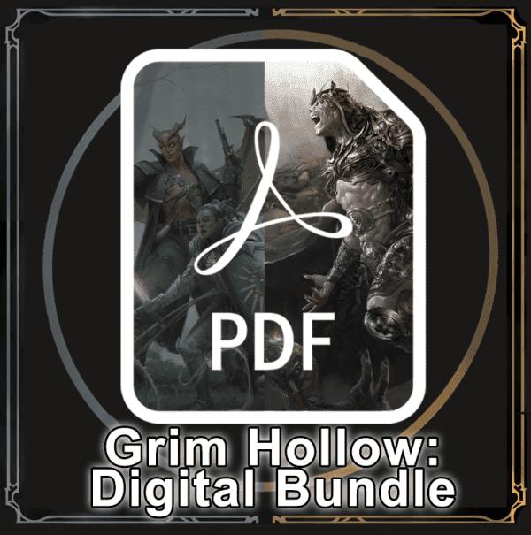 Grim Hollow - The Digital Bundle