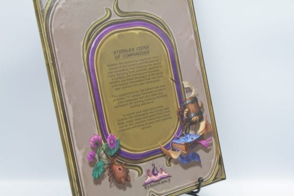 Stibbles' Codex Book Product Image Three