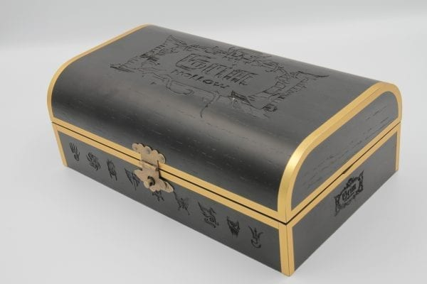 Grim Hollow Darkwood Chest Product Image Two