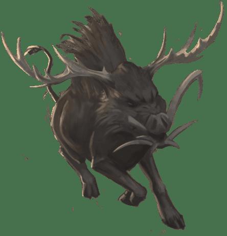 Daemon Oak Pig Image