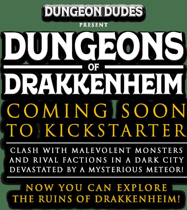 Drakkenheim Landing Page Text