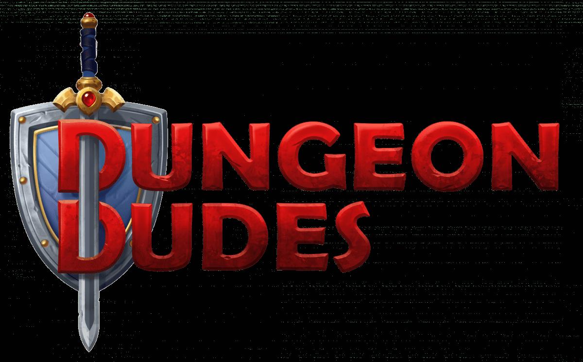 Dungeon Dudes Logo