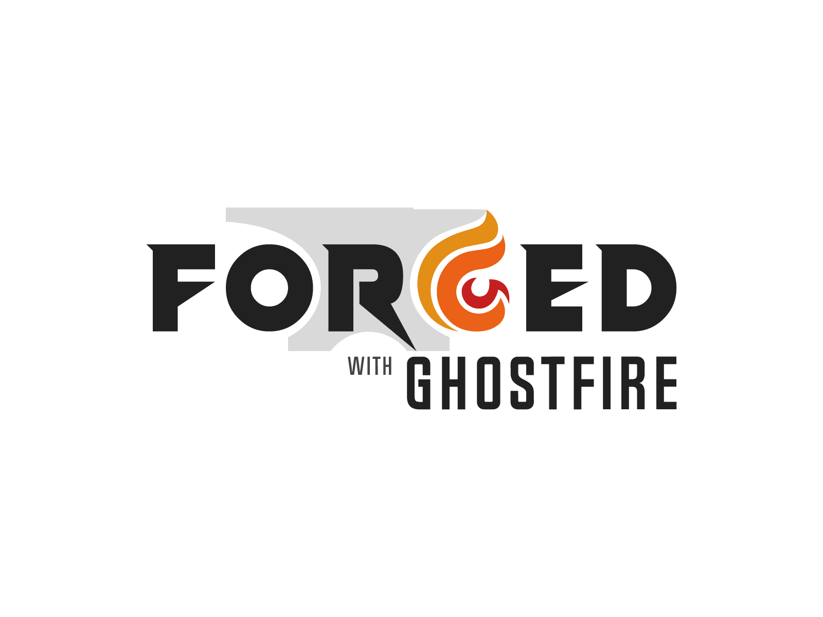 Forged with Ghostfire Logo