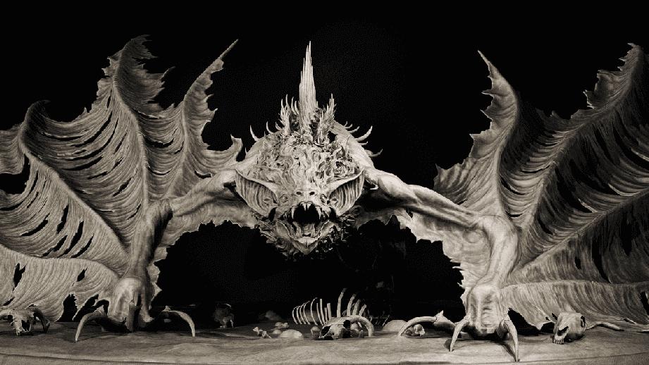 Chiropteran Behemoth Image by Stan Kolev