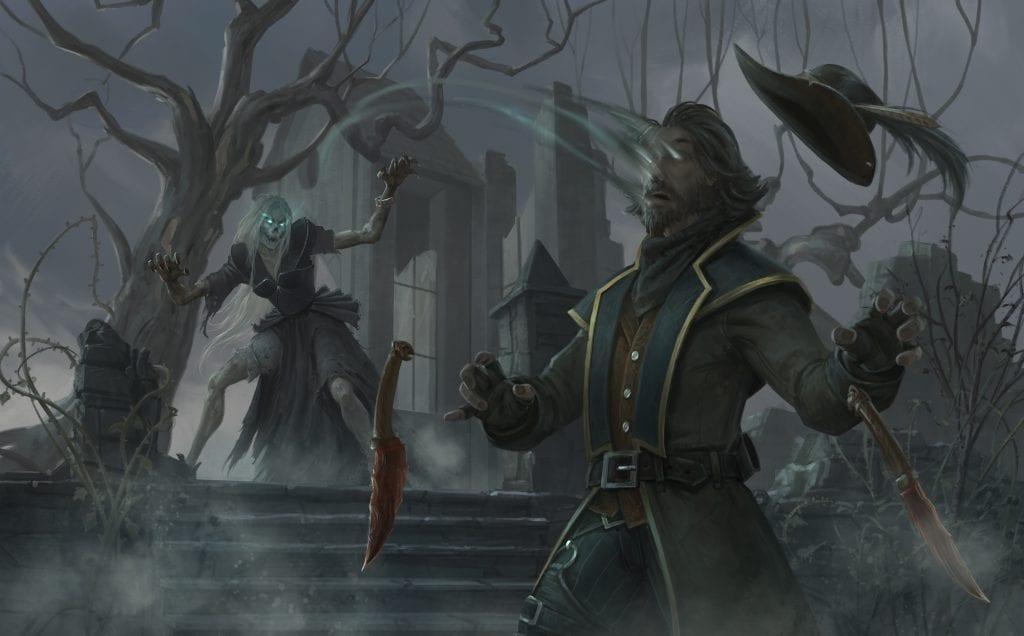 Grim Hollow: Monster Grimoire - Soul Wraith
