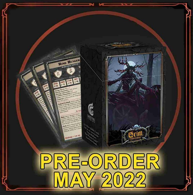 Monster Cards Set Box five