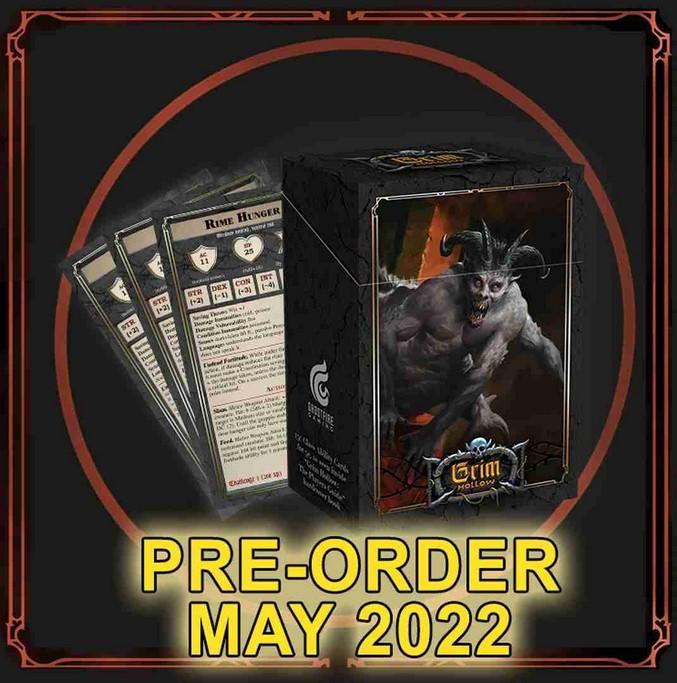 Monster Cards Set Box four