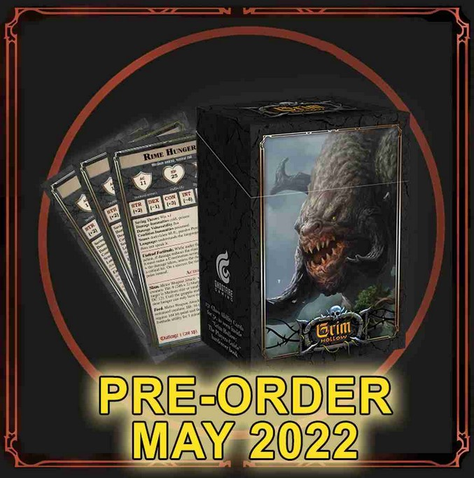 Monster Cards Set Box two