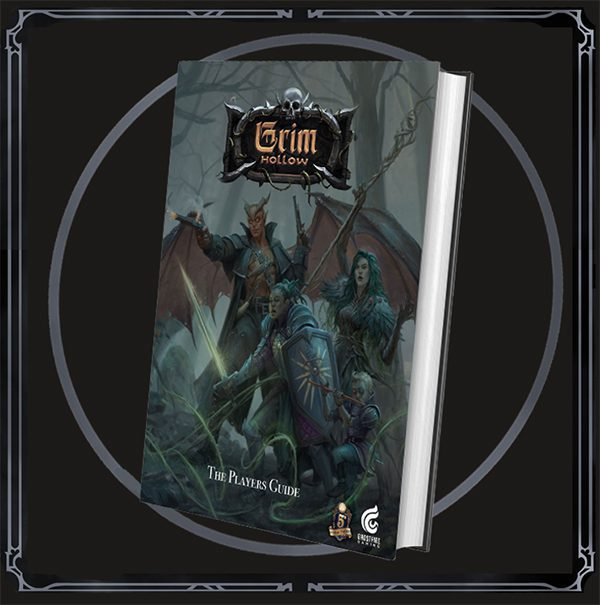 Grim Hollow: The Player's Guide [Book]
