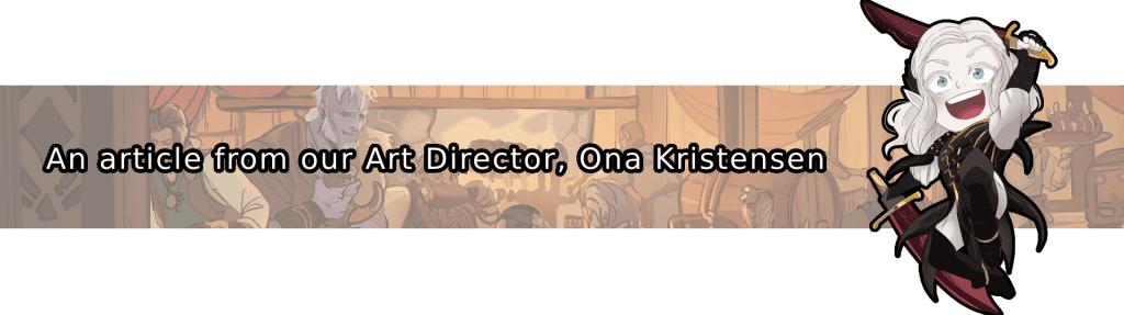 Ona Kristenson Article Credit