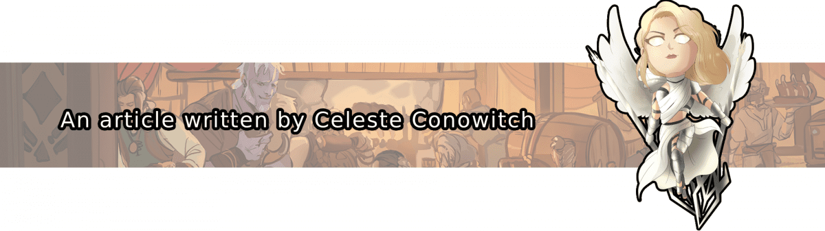 Article by Celeste Conowitch