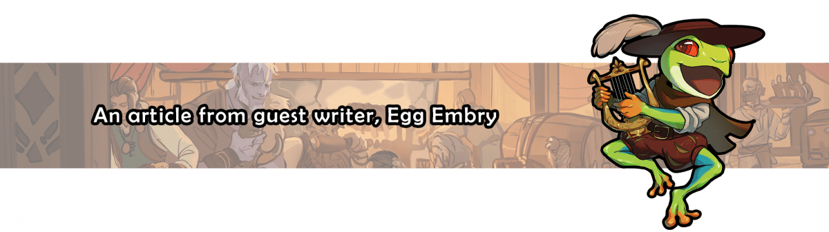 Article by Egg Embry