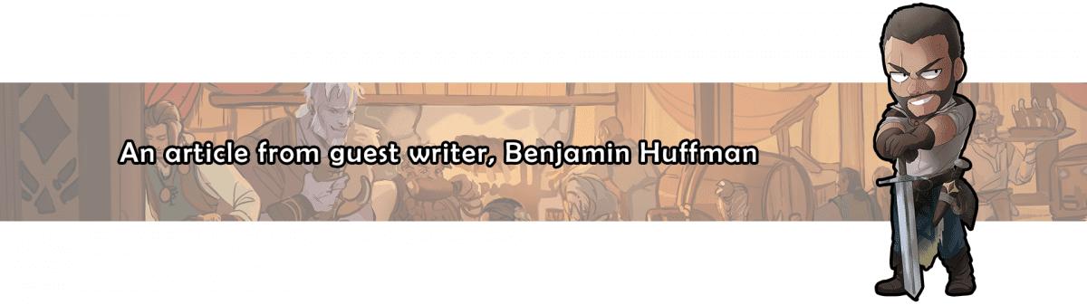 Article by Benjamin Huffman