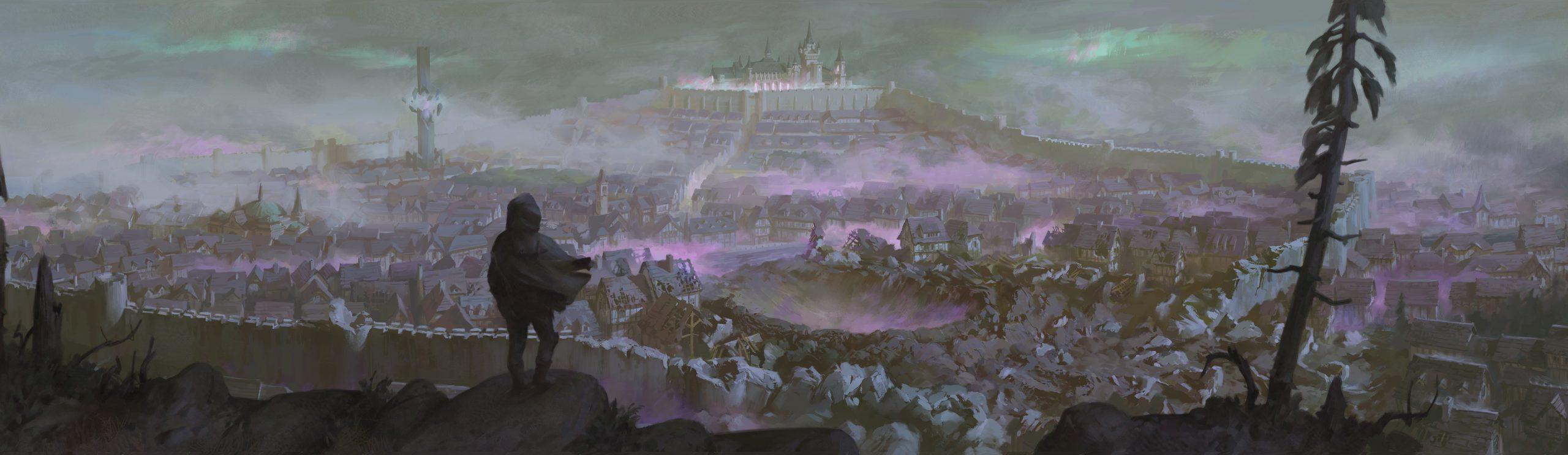 Drakkenheim destroyed overview